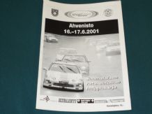 Ahvenisto 2001 June 17 F3 / Touring car (Finland)